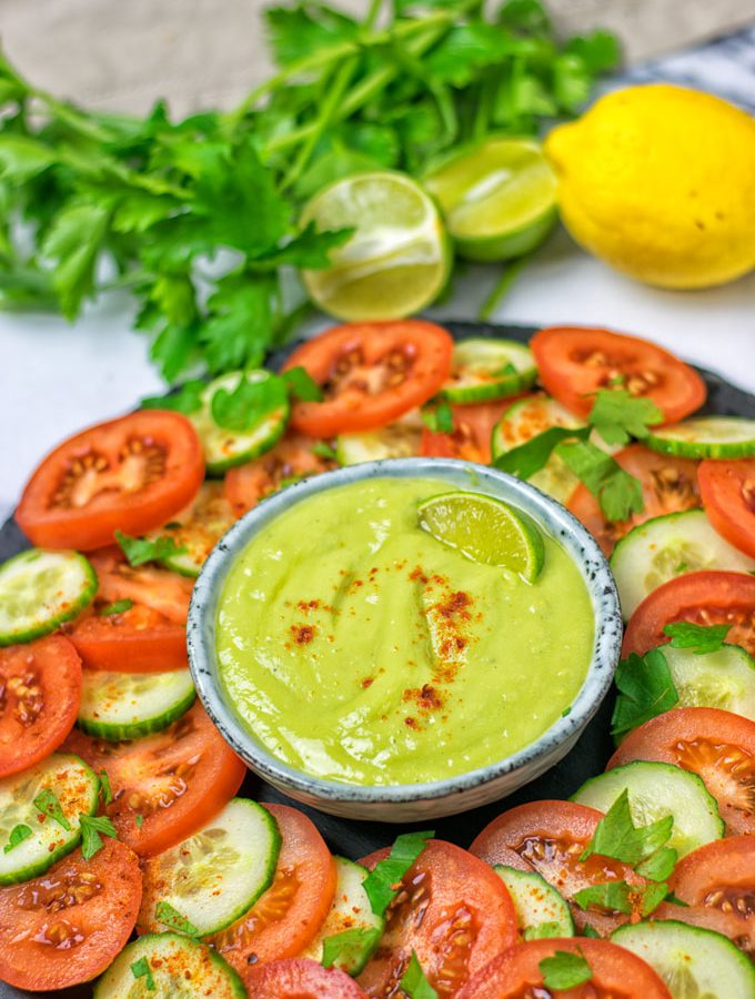 Everyday Detox Dipping Sauce