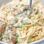 Spicy Tahini Pasta Sauce | #vegan #glutenfree #soyfree #dairyfree #plantbased #contentednesscooking