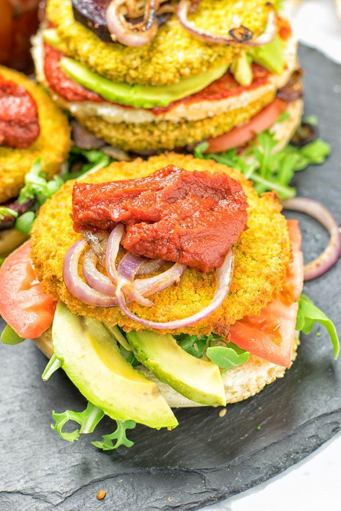 Buffalo Homemade BBQ Sauce | #vegan #glutenfree #contentednesscooking #soyfree #plantbased