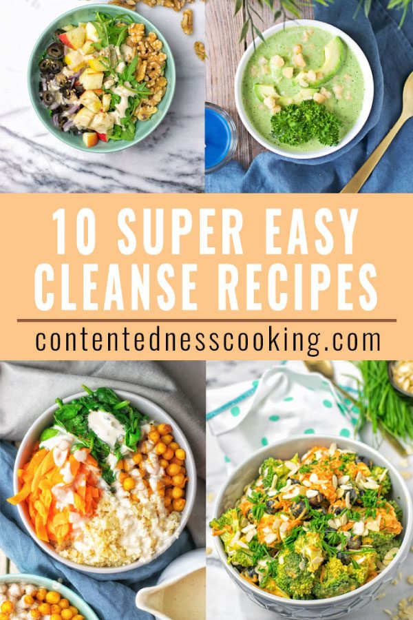 10 Easy Cleanse Recipes for New Year Detox