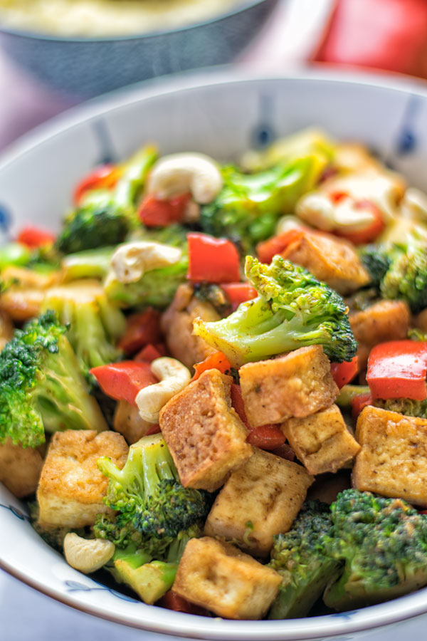 Chinese 5 Spice Tofu Stir Fry Contentedness Cooking
