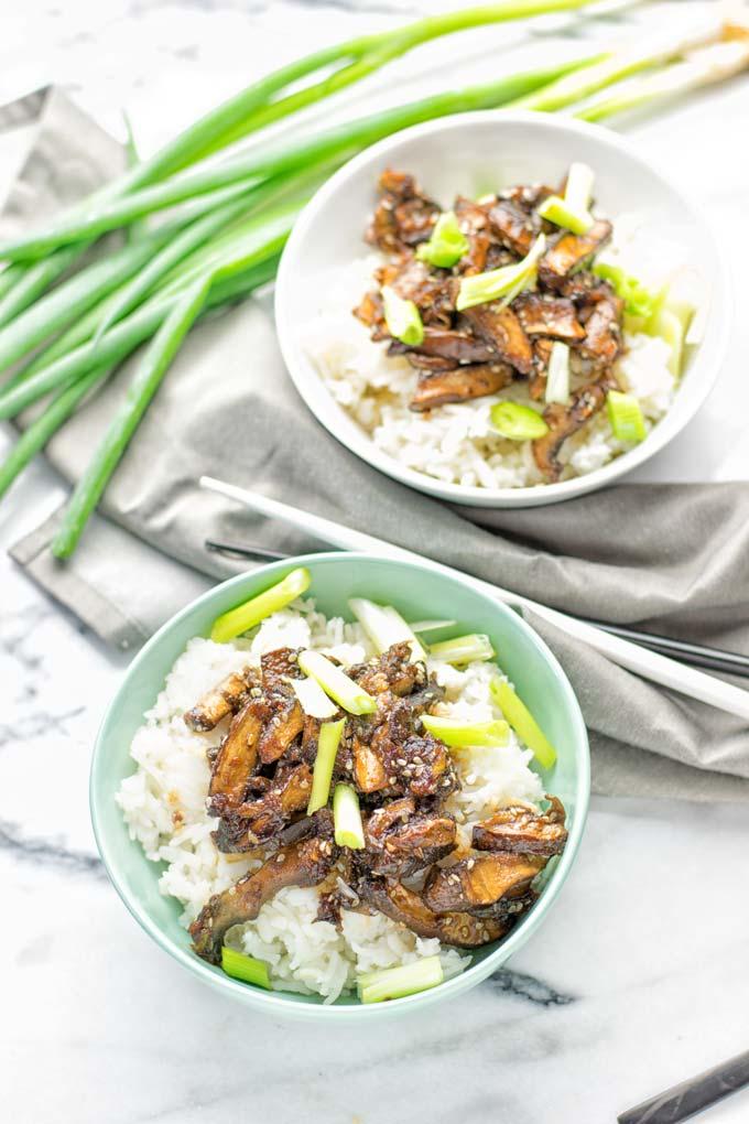 Vegan Bulgogi Korean Bbq Contentedness Cooking