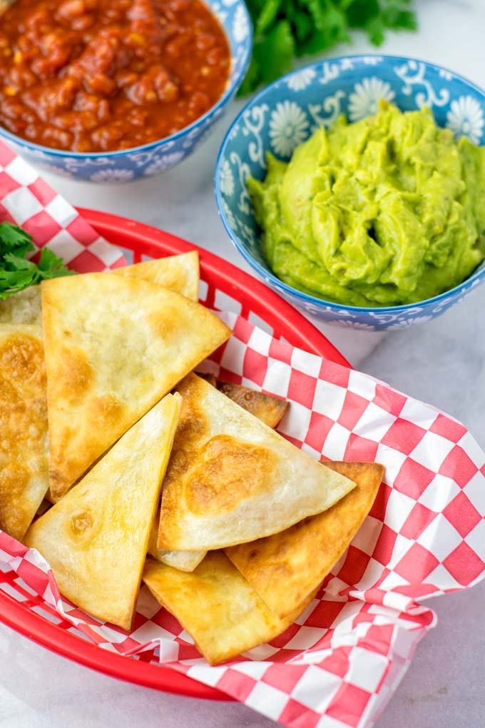 Gluten Free Tortillas are good as a side dish too.