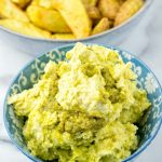 This Pesto Butter is a great combination with potato wedges.