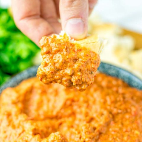 Full of flavor dipping sauce made vegan, quick, and easy..