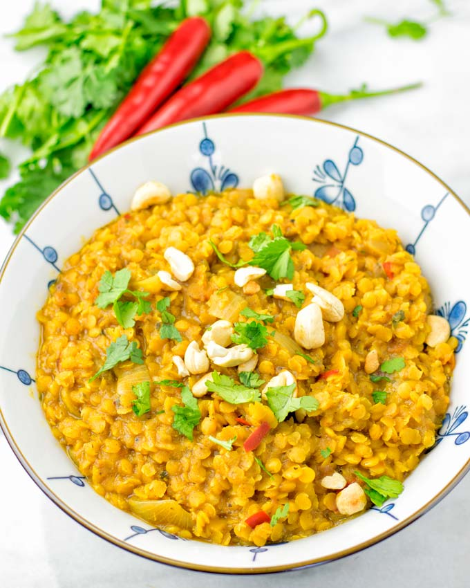 This Instant Pot Dal is a perfect Indian recipe.